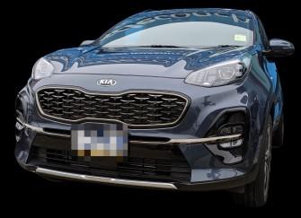 Best SUV To Buy - Kia Sportage