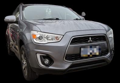Best SUV To Buy - Mitsubishi ASX
